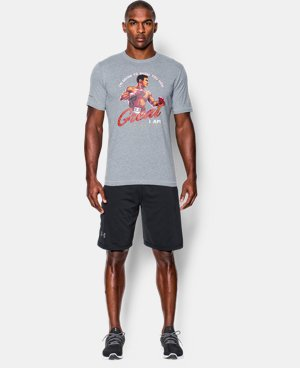 Men's UA x Muhammad Ali How Great I Am T-Shirt LIMITED TIME: FREE U.S. SHIPPING 1 Color $20.24