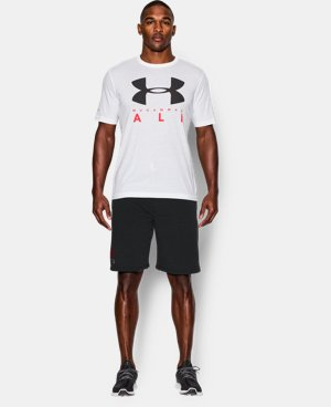 New Arrival  Men's UA x Muhammad Ali Terry Shorts   $74.99