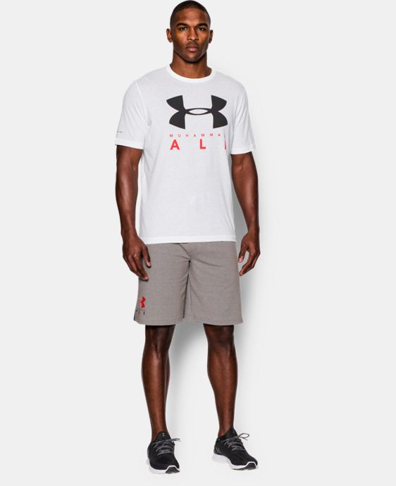 Men's UA x Muhammad Ali Terry Shorts   $56.99