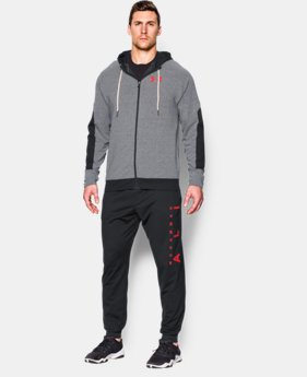 New Arrival Men's UA x Muhammad Ali Terry Hoodie LIMITED TIME: FREE SHIPPING 1 Color $89.99