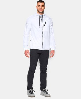 Men's UA x Muhammad Ali Windbreaker   $89.99