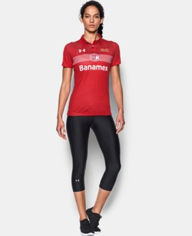 Women's UA Toluca Replica Jersey  1 Color $39.99