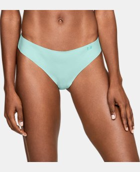 Women's UA Pure Stretch Thong  11 Colors $12