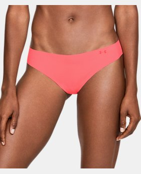 Women's UA Pure Stretch Thong  3 Colors $12