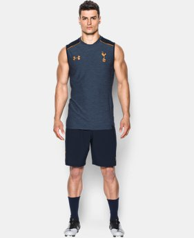 Men's Tottenham Hotspur 16/17 Sleeveless Training Shirt  LIMITED TIME: FREE U.S. SHIPPING 1 Color $50