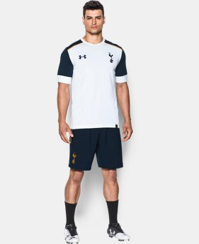 Men's Tottenham Hotspur 16/17 Short Sleeve Training Shirt   $55