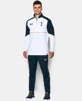 Men's Tottenham Hotspur ColdGear® Infrared ¼ Zip LIMITED TIME: FREE SHIPPING 3 Colors $75