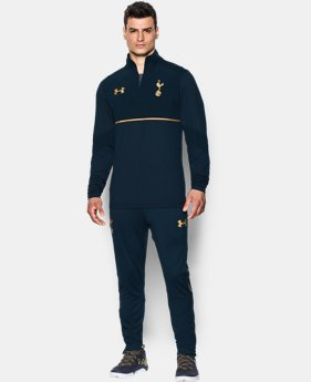 Men's Tottenham Hotspur ColdGear® Infrared ¼ Zip   $75