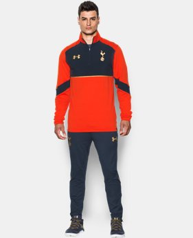 Men's Tottenham Hotspur ColdGear® Infrared ¼ Zip LIMITED TIME: FREE U.S. SHIPPING  $75