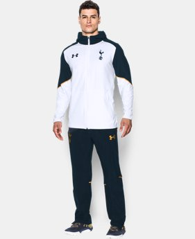 Men's Tottenham Hotspur UA Storm ColdGear® Infrared Hoodie LIMITED TIME: FREE U.S. SHIPPING 1 Color $90