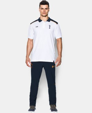 Men's Tottenham Hotspur 16/17 Team Polo LIMITED TIME: FREE U.S. SHIPPING 1 Color $55