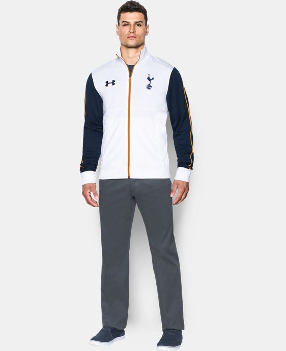 Men's Tottenham Hotspur 16/17 Track Jacket LIMITED TIME: FREE U.S. SHIPPING 1 Color $80