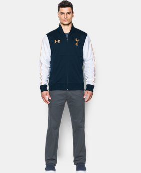 Men's Tottenham Hotspur 16/17 Track Jacket LIMITED TIME: FREE U.S. SHIPPING 2 Colors $80