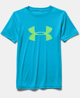 Boys' UA Slasher Surf T-Shirt