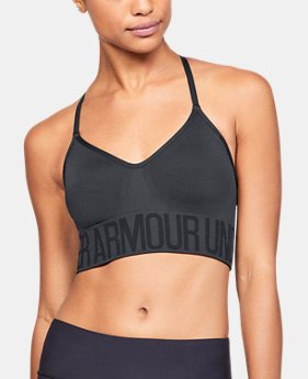 Women's Armour® Seamless Sports Bra  1  Color Available $34.99