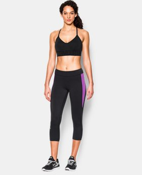 Women's UA HeatGear® Armour Seamless w/Cups