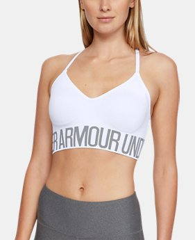 Women's Armour® Seamless Sports Bra  3  Colors Available $34.99