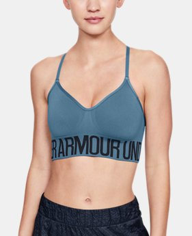 245415f72ac2b Women's Armour® Seamless Sports Bra 2 Colors Available $34.99