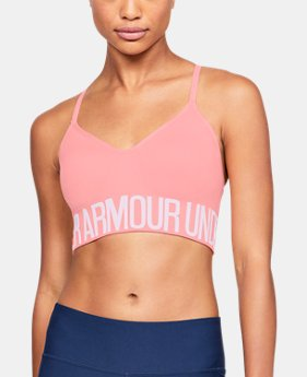 Women's Armour® Seamless Sports Bra  1  Color Available $29.99