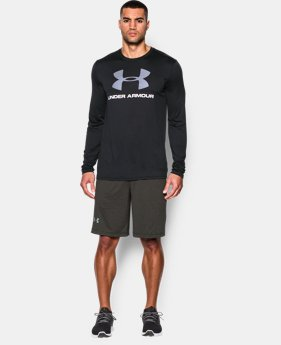 Men's UA Sportstyle Long Sleeve T-Shirt