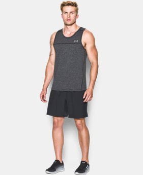 Men's UA Run Seamless Singlet   $59.99
