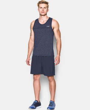 Men's UA Run Seamless Singlet LIMITED TIME: FREE U.S. SHIPPING 1 Color $33.74