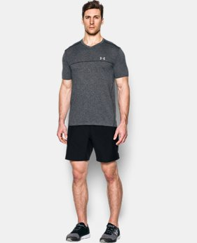 Men's UA Run Seamless V-Neck T-Shirt   $29.24 to $39.74