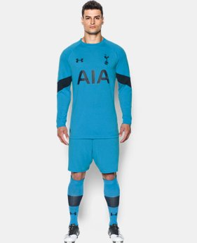 Men's Tottenham Hotspur 16/17 Goalkeeper Replica Jersey  1 Color $95