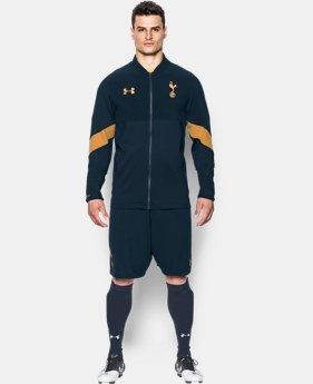 Men's Tottenham Hotspur 16/17 Stadium Jacket   $120