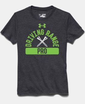 Boys' UA Driving The Range T-Shirt