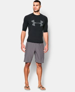 Men's UA Ames Rashguard  2 Colors $49.99