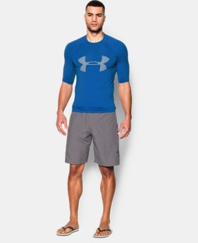 Men's UA Ames Rashguard  1 Color $49.99
