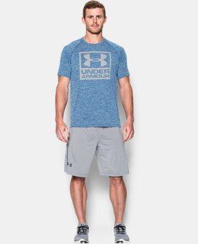Men's UA Boxed Logo Twist T-Shirt