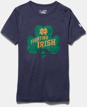 Boys' Notre Dame Iconic 6 Fight Irish T-Shirt