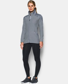 Women's UA Fleece Full Zip Hoodie  2 Colors $79.99