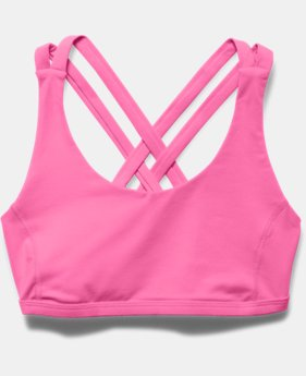 Girls' UA On The Move Bra
