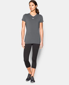 Women's UA Power Alley Short Sleeve Jersey  4 Colors $39.99