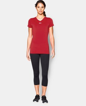 Women's UA Power Alley Short Sleeve Jersey  1 Color $39.99