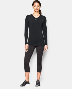 Women's UA Power Alley Long Sleeve Jersey  1  Color Available $44.99