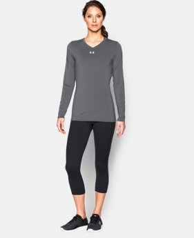 Women's UA Power Alley Long Sleeve Jersey  4 Colors $44.99