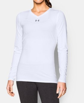 c2ca6405 Women's UA Power Alley Long Sleeve Jersey 1 Color Available $44.99