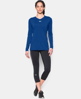 Women's UA Power Alley Long Sleeve Jersey LIMITED TIME: FREE SHIPPING 1 Color $44.99