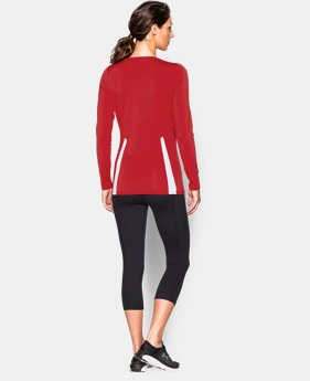Women's UA Power Alley Long Sleeve Jersey  1 Color $44.99