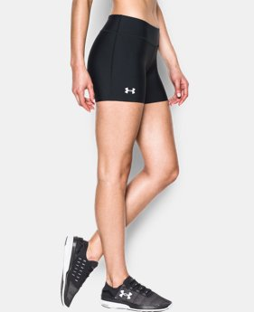 "Women's UA On The Court 4"" Short LIMITED TIME: FREE SHIPPING 1 Color $34.99"