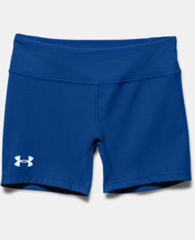 "Girls' UA On The Court 4"" Short"