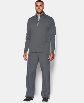 Men's UA Qualifier ¼ Zip  1 Color $54.99