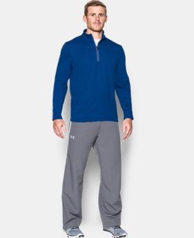 Men's UA Qualifier ¼ Zip  2  Colors Available $54.99