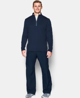 Men's UA Qualifier ¼ Zip  1  Color Available $54.99
