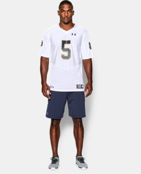 Men's Notre Dame 2015 Away Replica Jersey