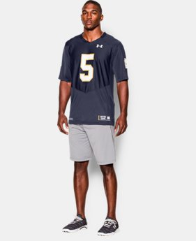 Men's Notre Dame 2015 Home Replica Jersey   $59.99